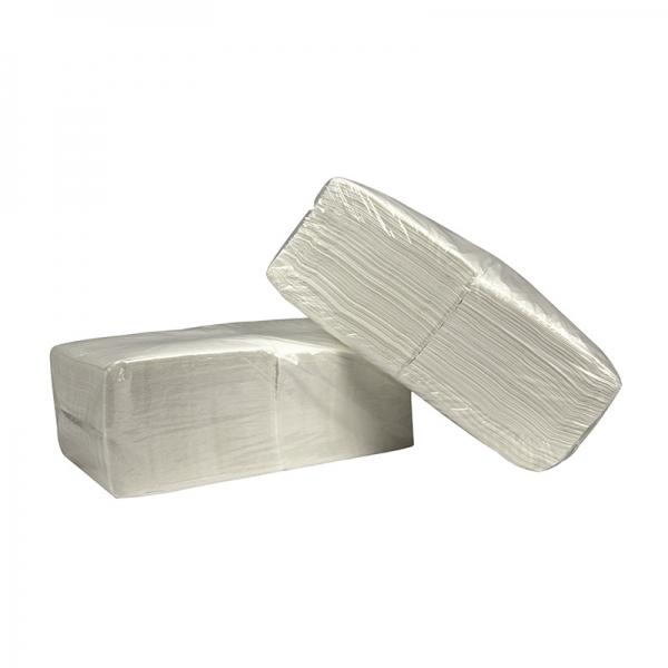 Servetten, cellulose wit, 2 laags, 33 x 33 cm
